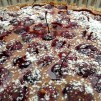 Kirschen Kirschkuchen Clafoutis Clafoutis caux cerises low carb