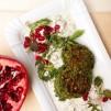 Mungobohnen, mung beans, falafel, bärlauch, low carb diet