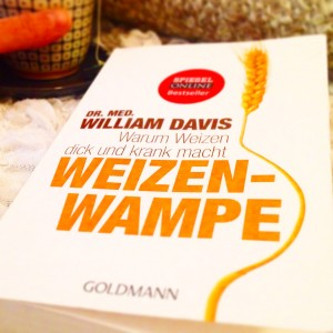book list, review food freshion rezension weizenwampe davis