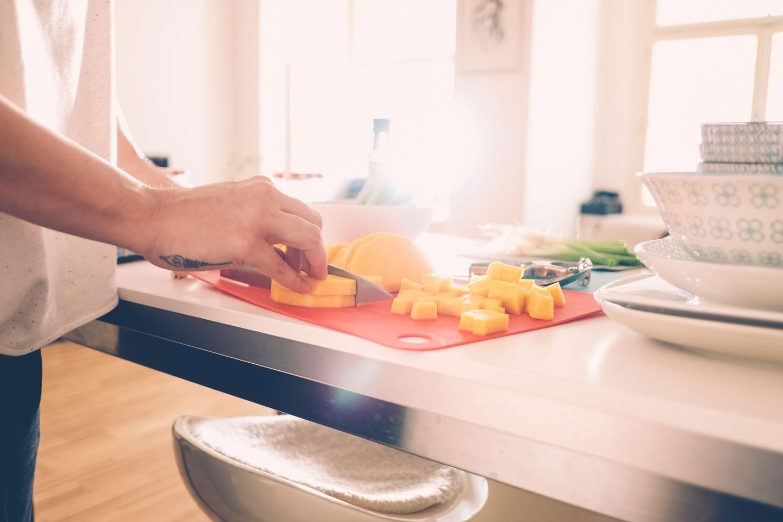 veggie food blog