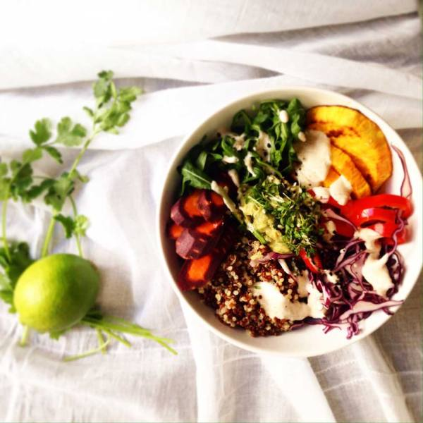 food blog, food freshion, veggie, vegan, healthy, buddha bowl, veggie bowl, tahini, glutenfrei